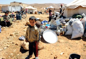 Syrian refugees in Europe are just the tip of the iceberg that is those displaced within Syria and neighbouring countries
