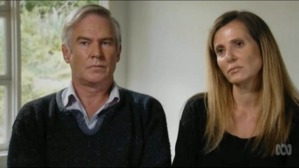 Michael Lawler and Cathy Jackson