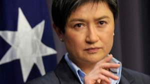 The normally sensible Penny Wong has lost perspective on Abbott's end of office piss up