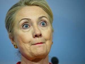 Hillary Clinton: OMG, I could be president