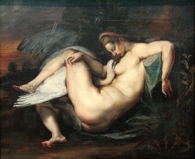Rubens Leda and the Swan