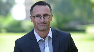 Greens Senator Richard Di Natale Talking about an alliance with the Labor Party