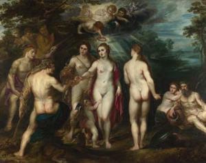 Rubens: Judgement of Paris