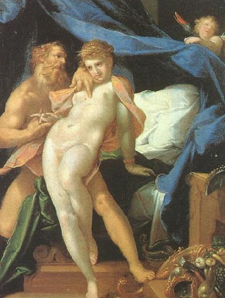 Bartholomaeus Spranger. 1546 - 1611