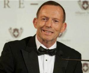 Tony Abbott looks better in  budgie smugglers