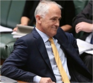 The Age reports that Malcolm is weighing gay marriage