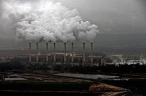 Hazelwood Power station is not contributing to Greg Hunt's massive reduction