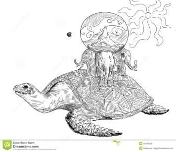 ancient-earth-turtle-three-elephants-29466028.jpg