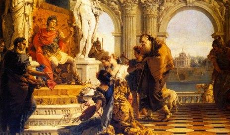 emperor-augustus-caesar-interesting-facts-1744-Giambattista-Tiepolo-Mécène-présentant-les-Arts-à-Auguste-Huile-sur-Toile-695x89-cm-St-Petersbourg-museum-of-the-Hermitage.jpg