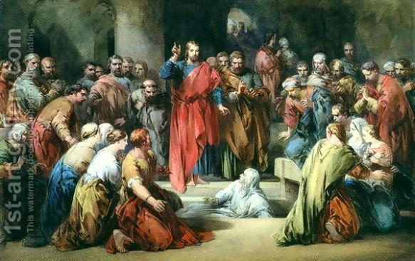 The-Raising-Of-Lazarus