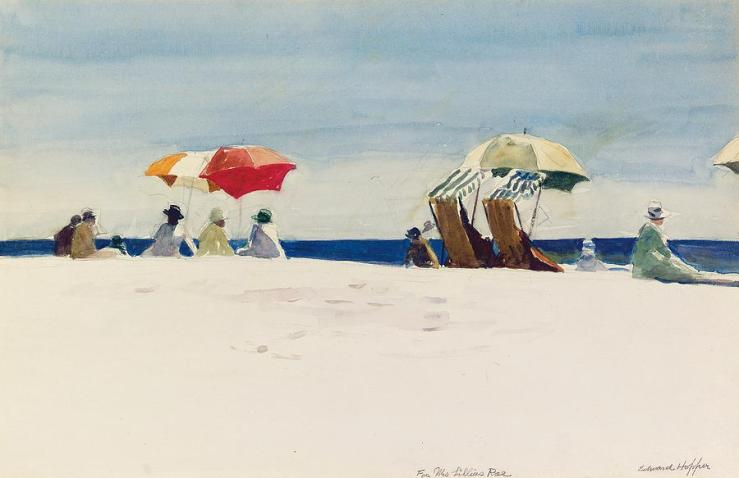 gloucester-beach-edward-hopper