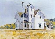 House at Eastham Edward Hopper
