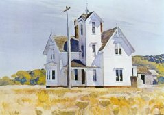 House at Eastham Edward Hopper