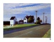 Route 6 Eastham Edward Hopper