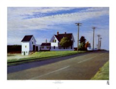Route 6 Eastham Edward Hopper