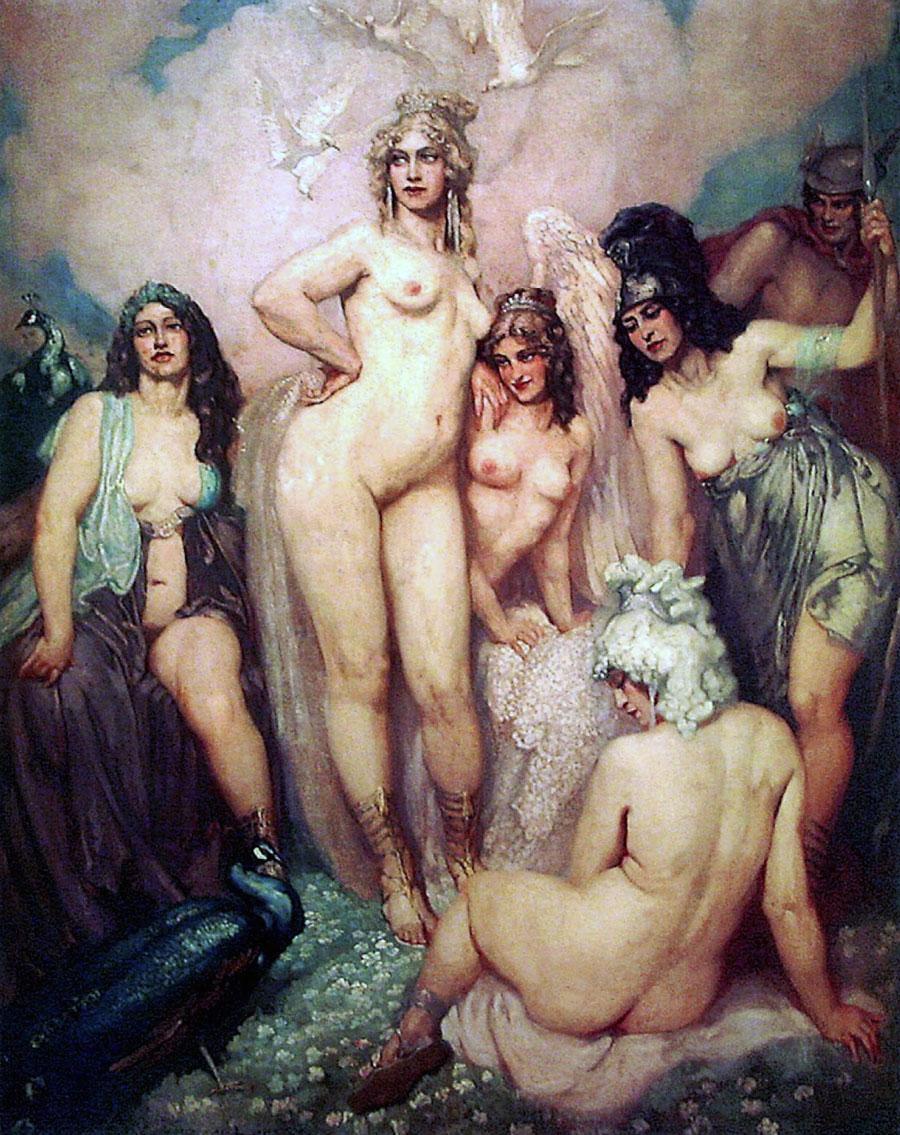 norman-lindsay-the-olympians-web