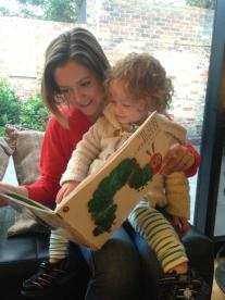 Reading with Susie