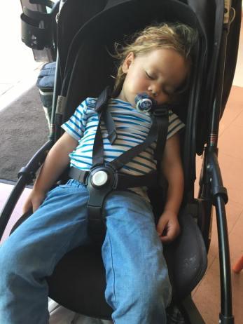 Asleep in pusher,jpg