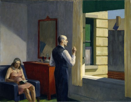 1952. Oil on canvas. 79,4 x 101,9 cm. Hirshhorn Museum and Sculpture Garden, Washington. 66.2507.